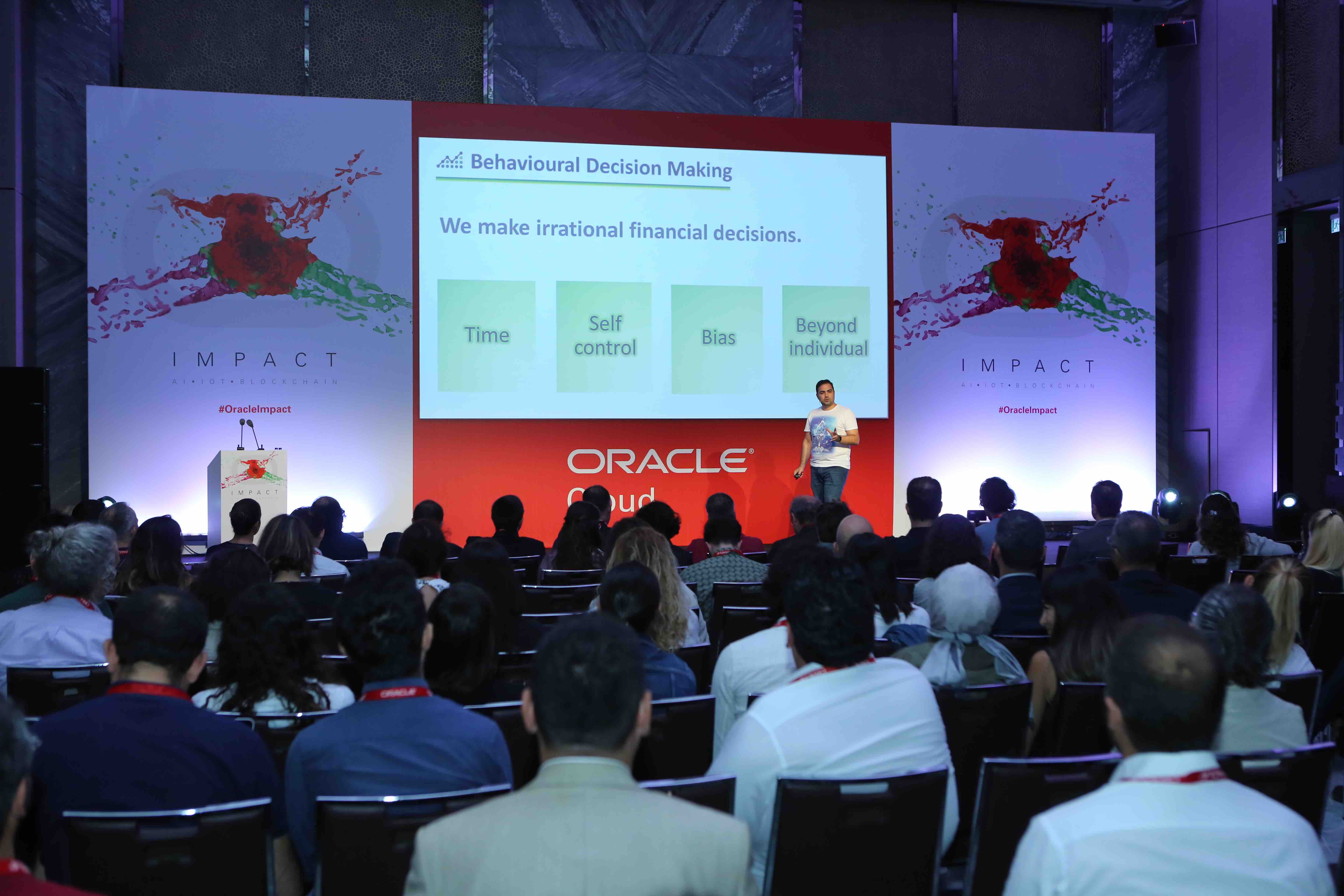 ORACLE IMPACT ISTANBUL